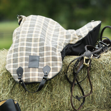 Baker Saddle Carrier - Dressage